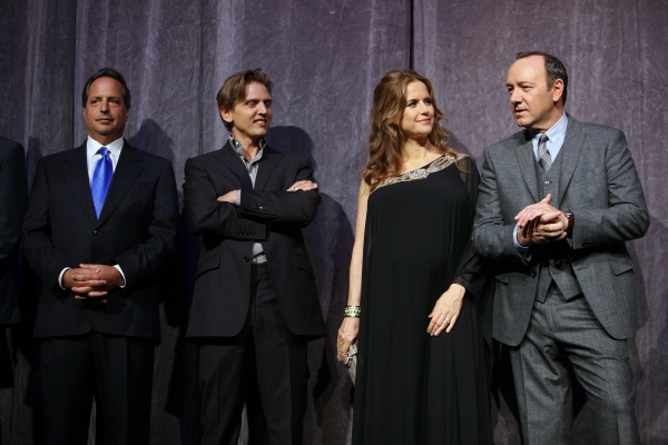 Jon Lovitz, Barry Pepper, Kelly Preston, and Kevin Spacey