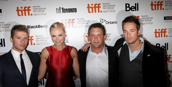 Ryan Phillippe, Malin Akerman, Steven Silver, and Frank Rautenbach