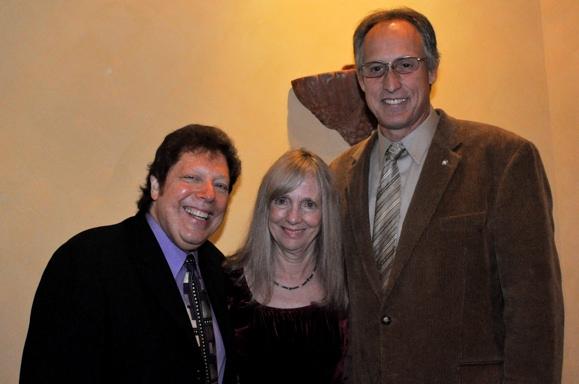 Robert C. Blume, Catherine Owens-Herrmann and Bill Herrmann