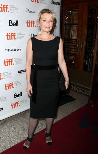 Lesley Manville at ANOTHER YEAR Gala Premiere at the Toronto International Film Festival