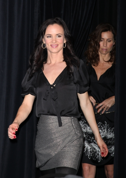 Juliette Lewis  at CONVICTION Press Conference at the Toronto International Film Festival