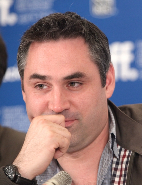Writer Alex Garland