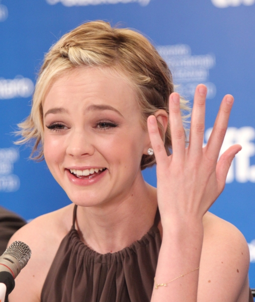 Photo Coverage: NEVER LET ME GO Press Conference at TIFF