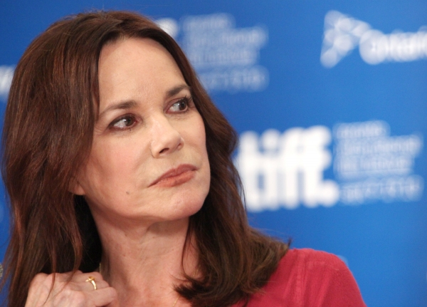 Barbara Hershey  at BLACK SWAN Press Conference at the Toronto International Film Festival