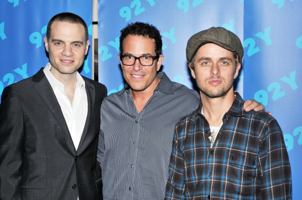 Photo Coverage: Armstrong & Mayer Join Roth for 'Broadway Talks'
