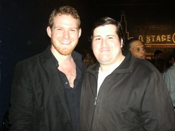 Cameron Brune and Daniel Waters Photo