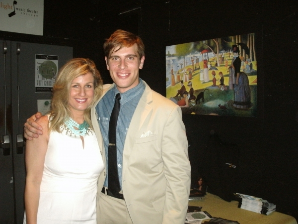 Noreen Heron Zautcke and Brandon Dahlquist Photo