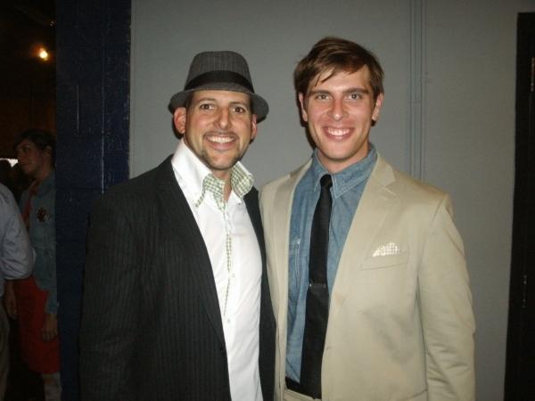 Bil Ingraham and Brandon Dahlquist Photo