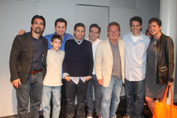 Robert Nicotra (Producer), Johnny Tammaro, John Barbieri, Charles Messina (Writer),  Mario Cantone, TEd Kurdyla (Executive Producer), Ralph Macchio and Josselyne Herman-Saccio(Producer)