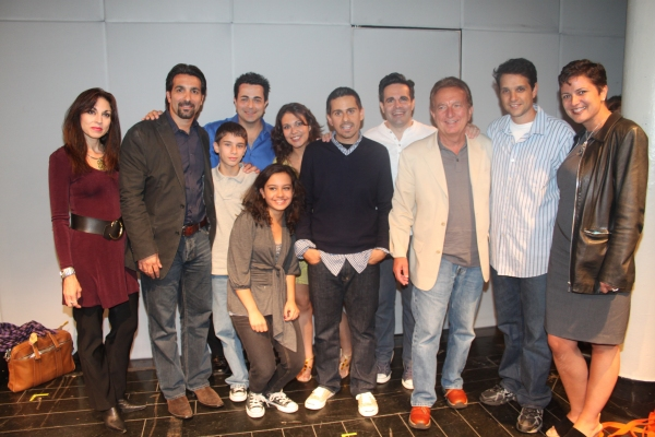 Photo Coverage: Cantone, Macchio et al. in A ROOM OF MY OWN