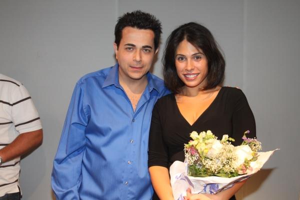 Johnny Tammaro and Gina Ferranti