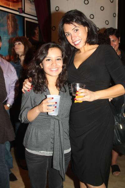 Kendra Jain and Gina Ferranti