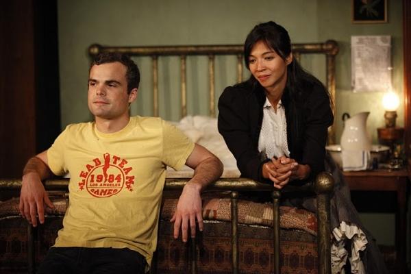 Stephen Plunkett and Maureen Sebastian