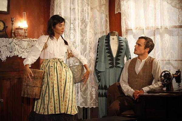 Maureen Sebastian and Stephen Plunkett