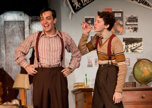 an analysis of the characters in brighten beach memoirs by neil simon Brighton beach memoirs by neil simon is just superb i saw the movie before reading this play, and i love it, so i knew i would at least like the play i love the play it's become one of my favorites.