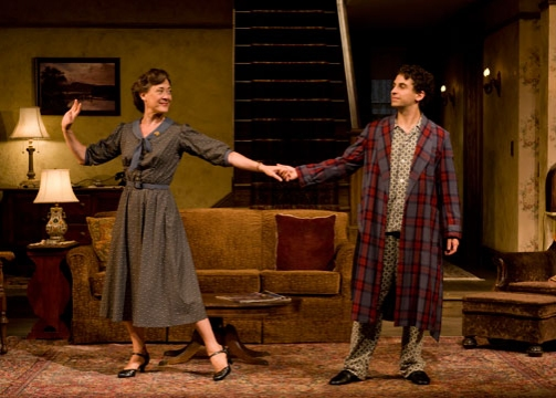 Photo Flash: BRIGHTON BEACH MEMOIRS & BROADWAY BOUND at The Old Globe