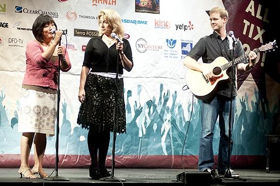 Ann Harada & Liz Larsen & David Hein