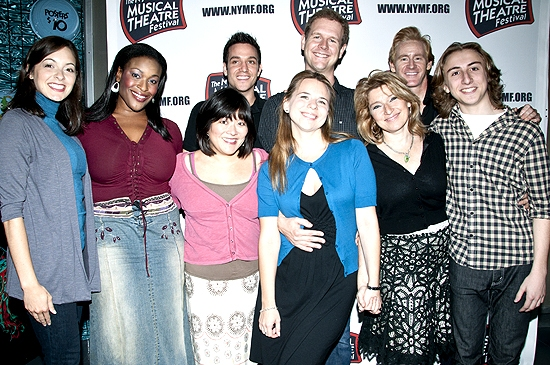 Photo Coverage: 2010 NYMF Preview!