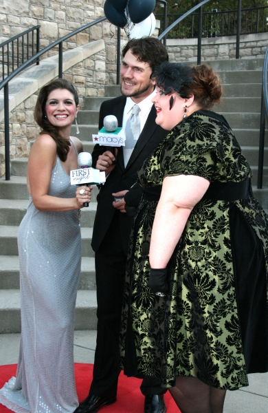 Photo Coverage: Red Carpet Arrivals at First Night Nashville Theatre Honors