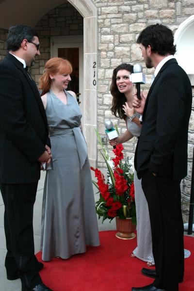 Anthony Just, Lisa Marie Wright, Jennifer Richmond and Trey Palmer