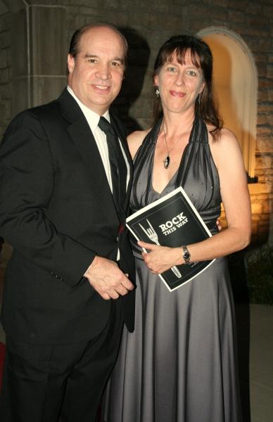 Alan Lee and Laura Skaug