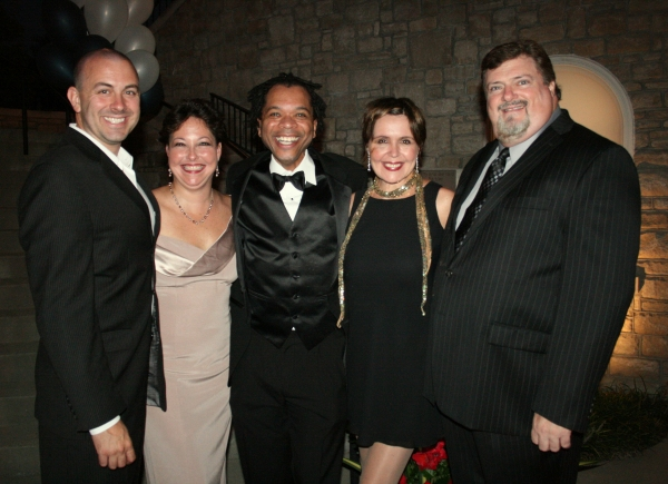 Jeff Boyet, Cary Street, Richard Browder, Shelean Newman and Tim Fudge