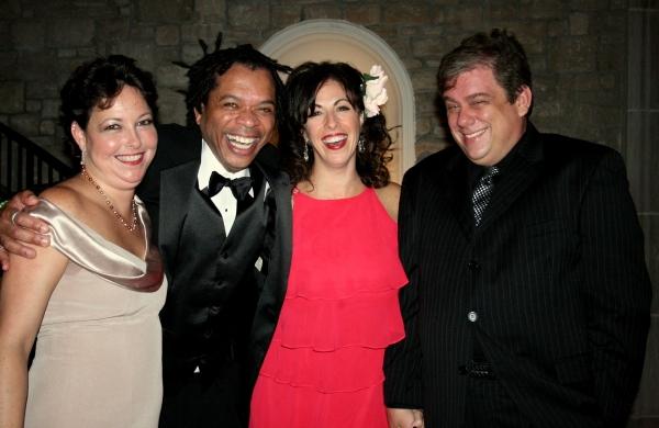 Cary Street, Richard Browder, Holly Shepherd and Derek Whittaker Photo