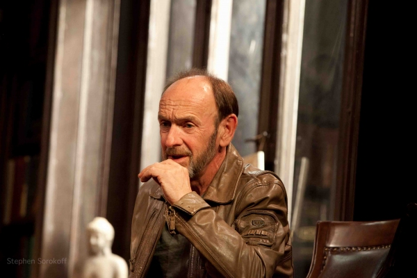 Photo Flash: FREUD'S LAST SESSION Benefit Performance At Barrington Stage