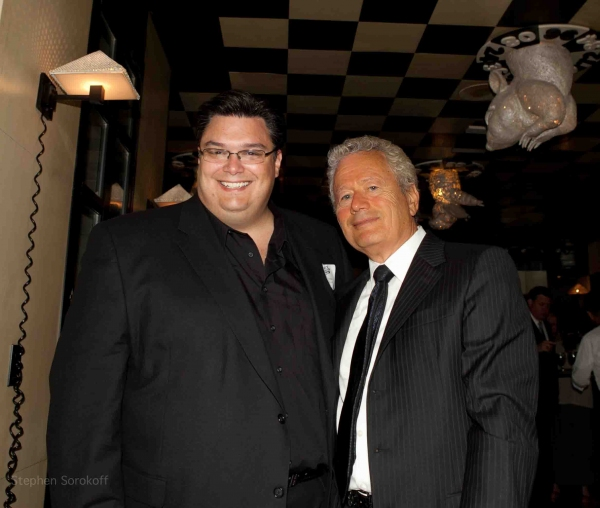 Richard Parison and Stephen Sorokoff Photo