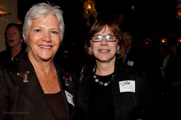 Mary Ann Quinson & Julianne Boyd Photo