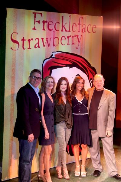 Buddy Crutchfield, Gail Pennington Crutchfield, Julianne Moore, Rose Caiola and Gary Kupper