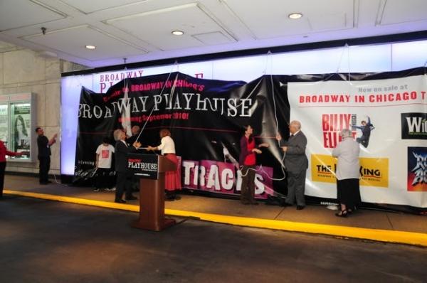 Photo Flash: The New Broadway Playhouse Revealed