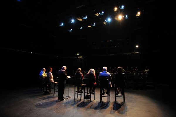 Photo Coverage: Honorees talk theater at First Night Symposium