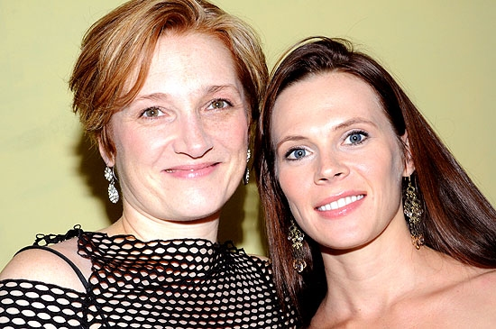 Francesca Faridany & Annika Boras