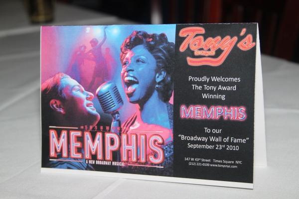 Photo Coverage: Tony di Napoli's Honors MEMPHIS!