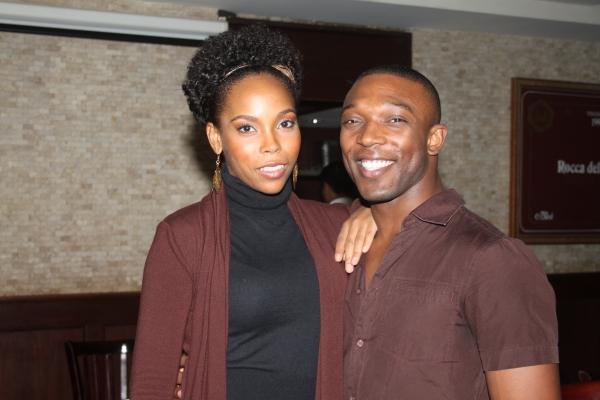 Dionne Figgins and Tyrone A. Jackson Photo