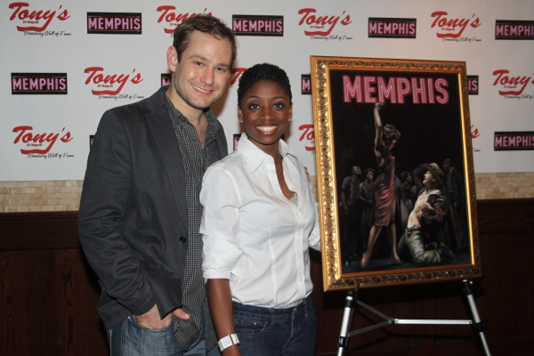 Photo Coverage: Tony di Napoli's Honors MEMPHIS!