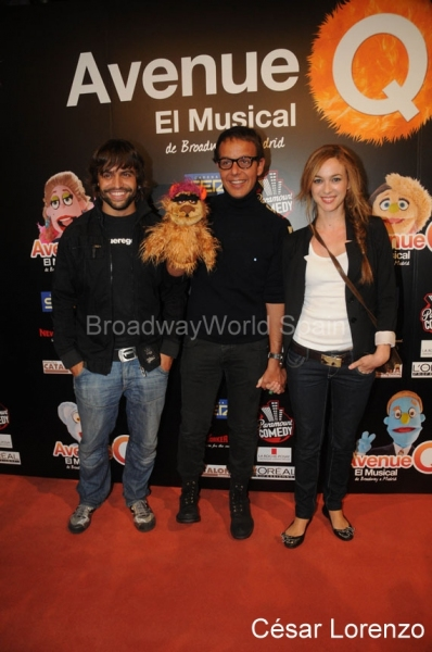 Photo Flash: Estreno de Avenue Q en Madrid