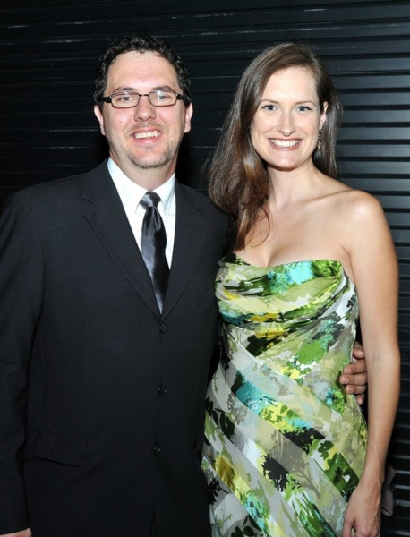 Corbin and Neely Green, director and producer of both Nine and Rent