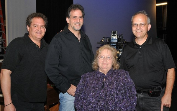 Music director Jane Kelley Watt and some of her musicians.