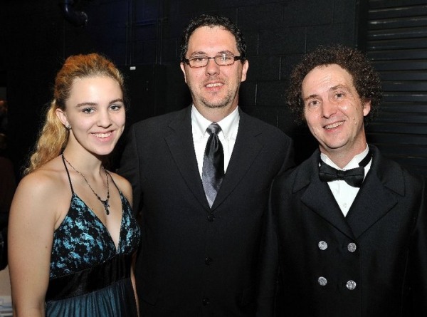 Taylor, Corbin and Jamey Green