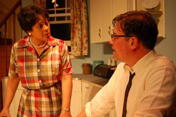 LaLa Cochran, Jill Jane Clements, Harrison Long at Horizon Theatre Presents NIGHT BLOOMS 9/24-10/24