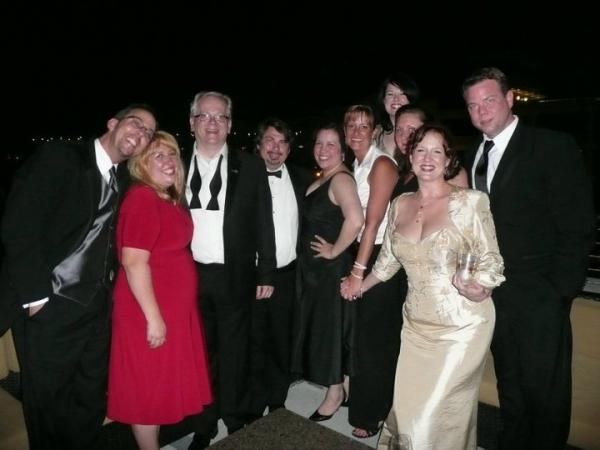 Jason Ross, Brenda Sparks, Jeffrey Ellis, Ron Murphy, Lauren Marshall, Tracey Barnes  Photo
