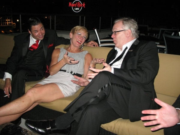 Dietz Osborne, Martha Wilkinson and Jeffrey Ellis