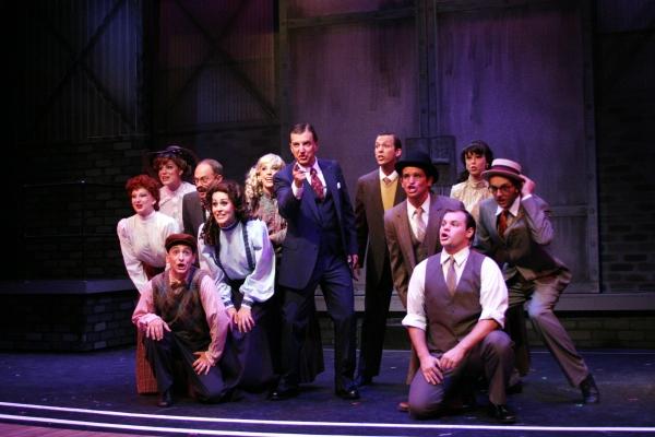 Scott McGowan & The Company Photo