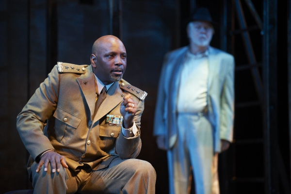 David Alan Anderson and Aled Davies at OTHELLO Plays the Great Lakes Theater Festival Thru 10/31