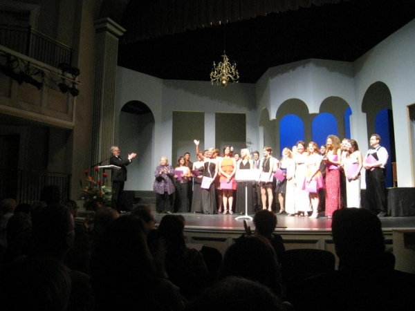 Photo Coverage: First Night Nashville Theatre Honors, THE SHOW