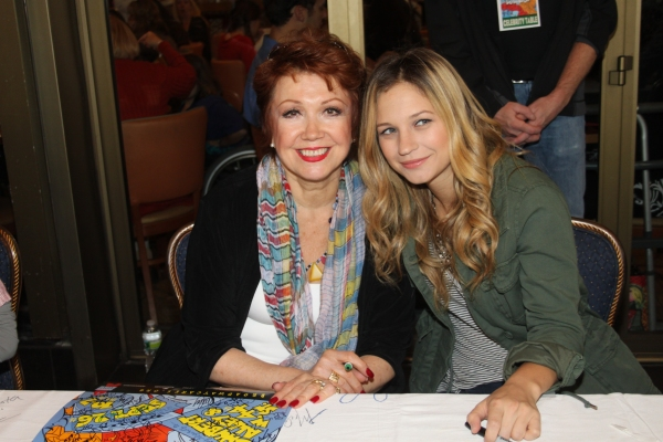 Donna McKechnie and Vanessa Ray