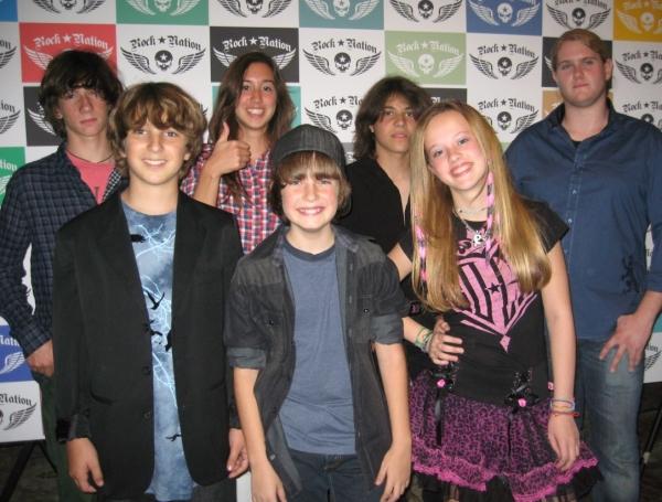 Rock Nation School Tribute Performs in LA