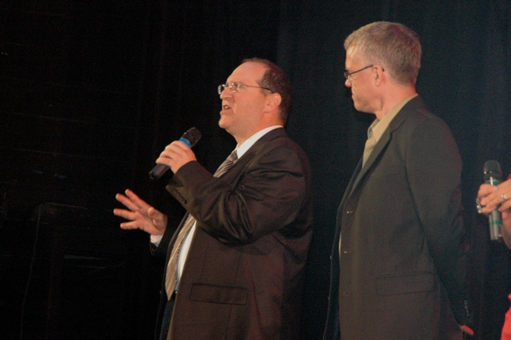 Photo Coverage: Neil Berg's '100 Years of Broaway' at Riverspace